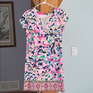 EUC Lilly Pulitzer Sophiletta Dress